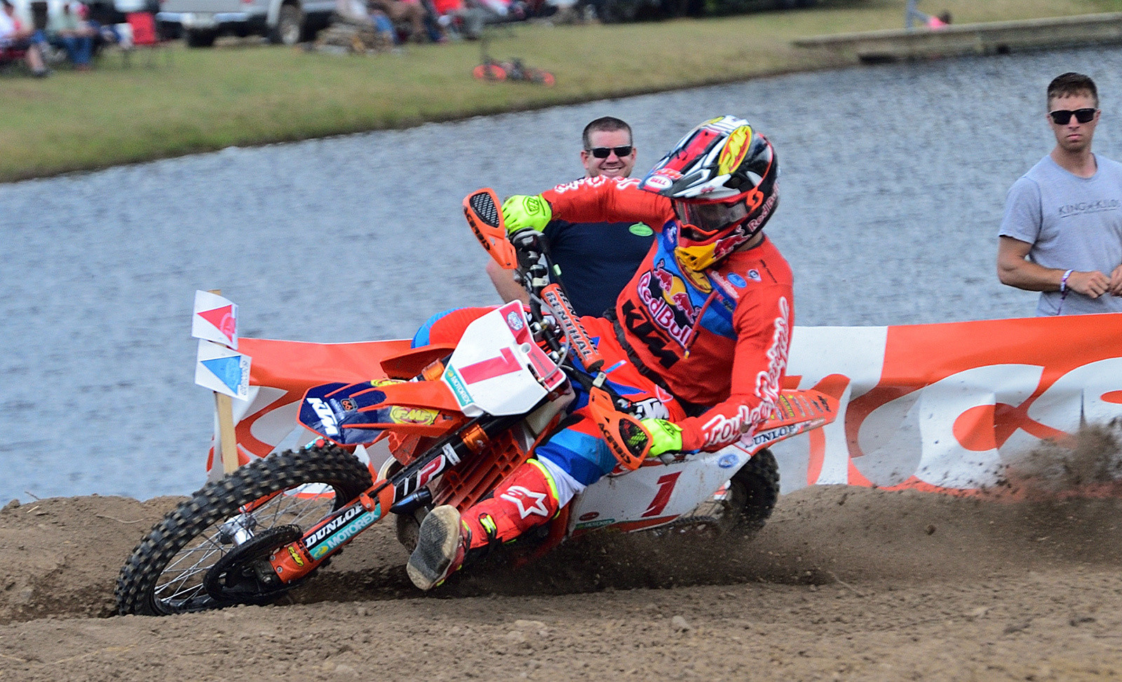 Kailub Russell - Cannonball GNCC - Motocross Pictures - Vital MX