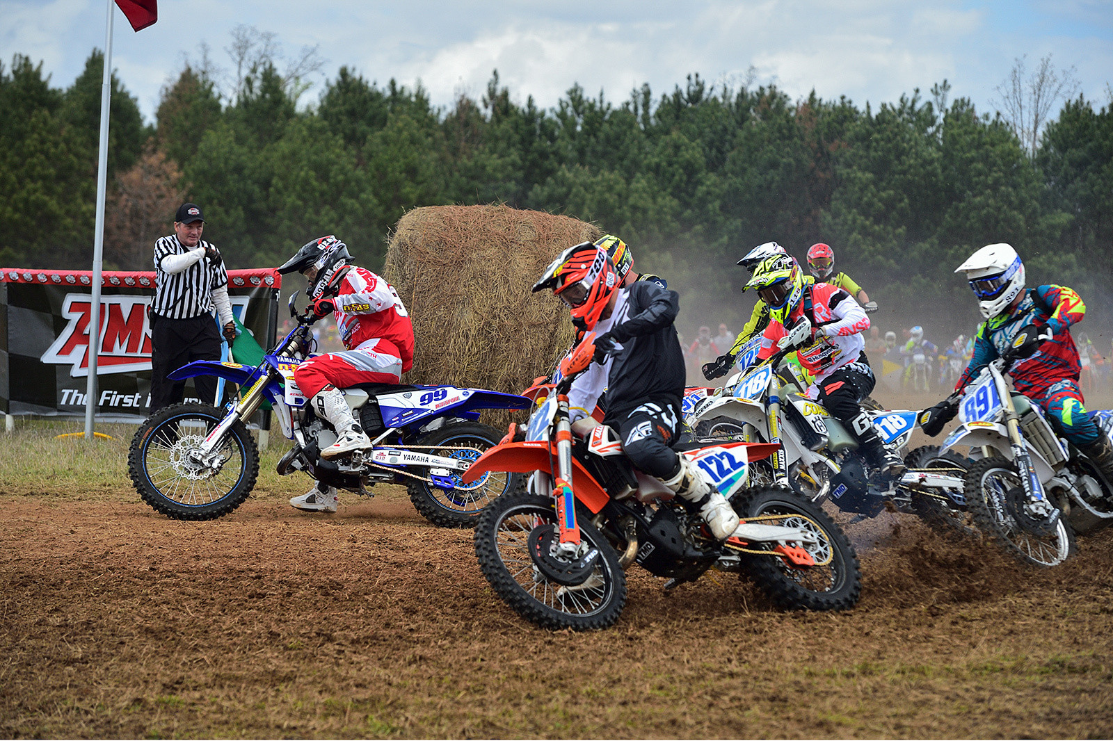 XC3 Pro - Cannonball GNCC - Motocross Pictures - Vital MX