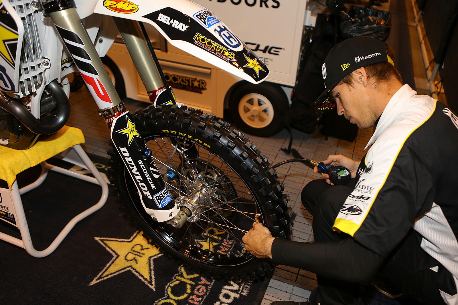 Daniel Castloo - Pit Bits: St. Louis - Motocross Pictures - Vital MX