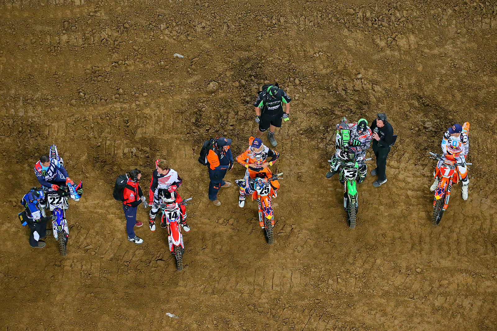 Photo Blast from St. Louis, and opening ceremonies - Photo Blast: St. Louis - Motocross Pictures - Vital MX