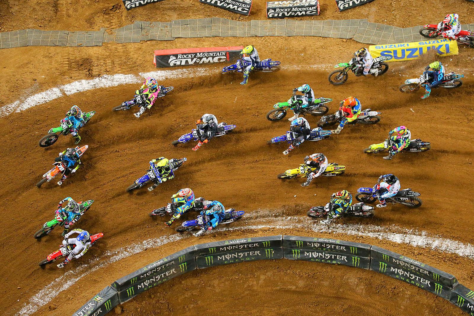 250 Heat Race Two - Photo Blast: St. Louis - Motocross Pictures - Vital MX