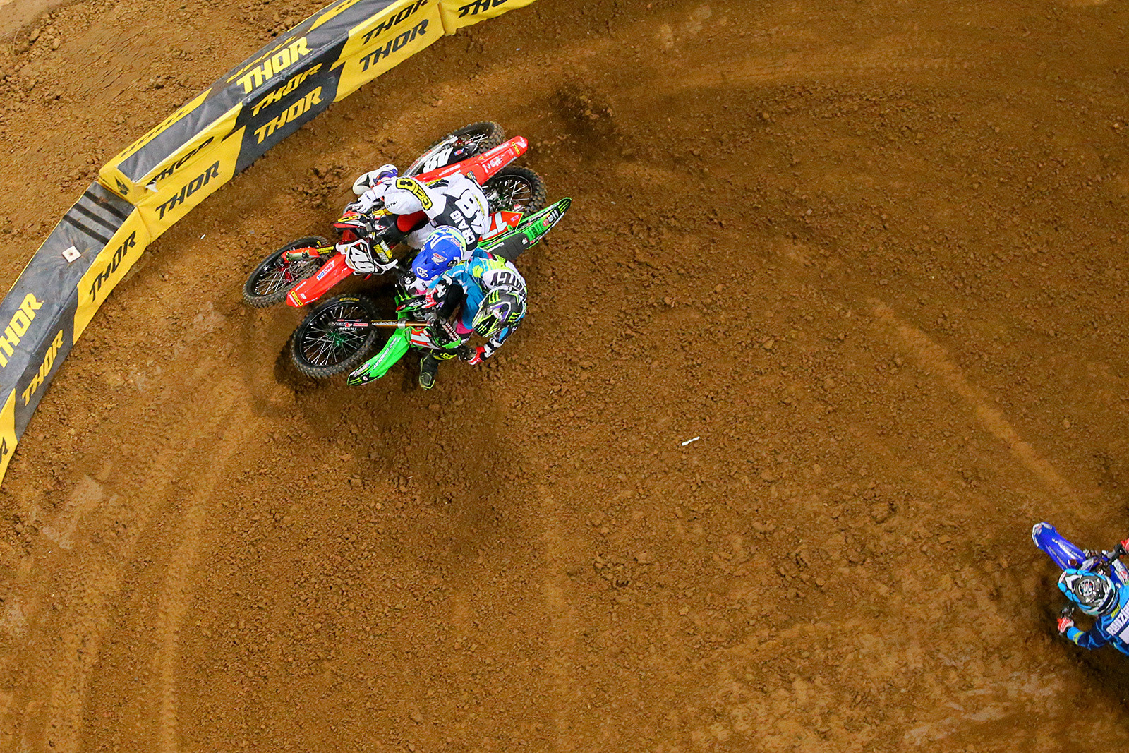 Christian Craig and Joey Savatgy - Photo Blast: St. Louis - Motocross Pictures - Vital MX