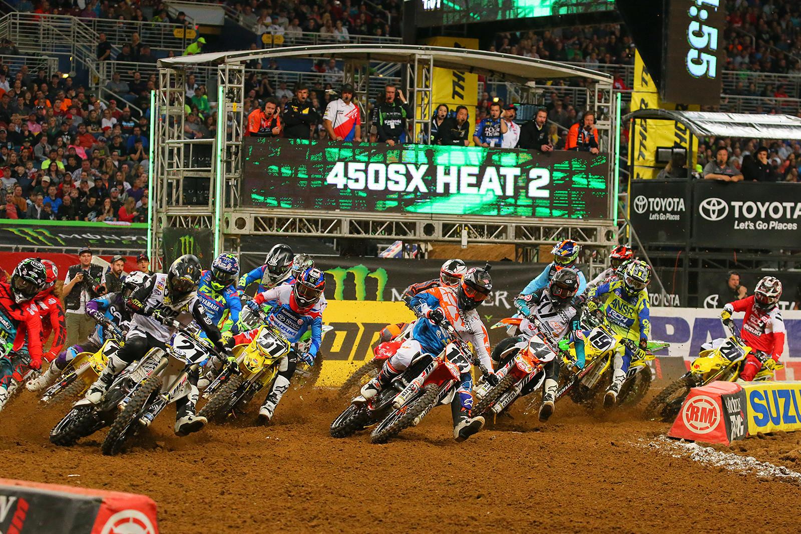 450 Heat Two  - Photo Blast: St. Louis - Motocross Pictures - Vital MX