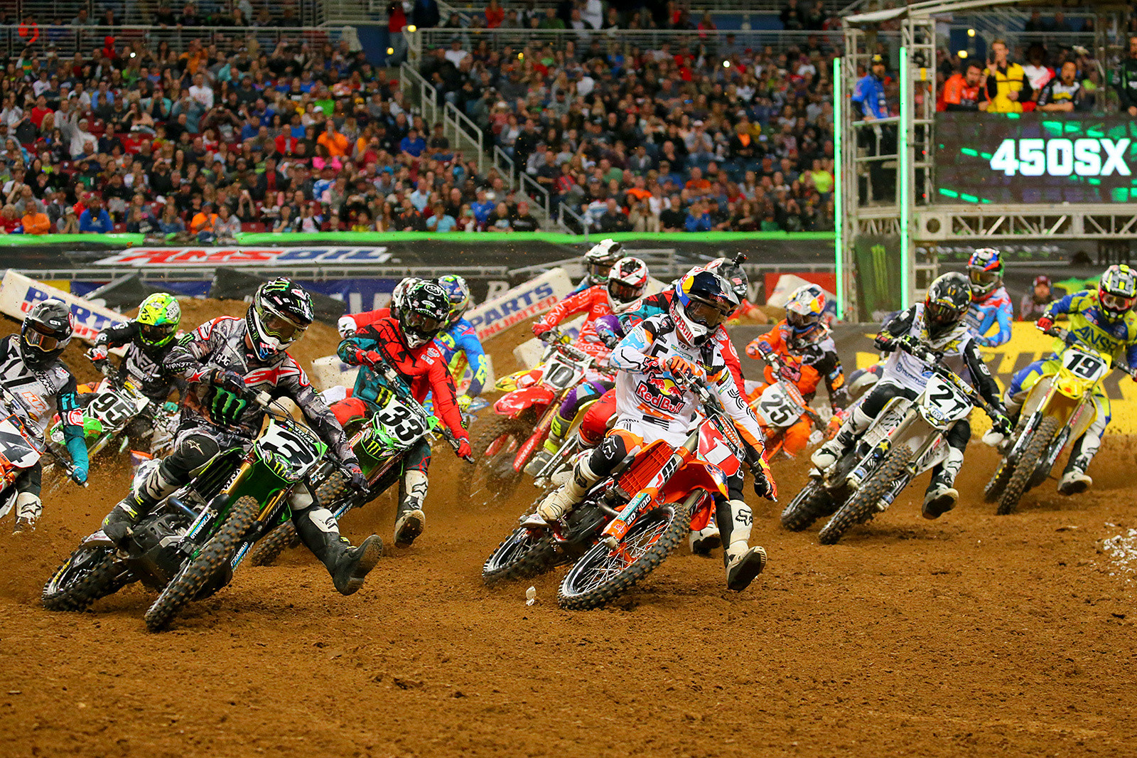 450 Main Event - Photo Blast: St. Louis - Motocross Pictures - Vital MX