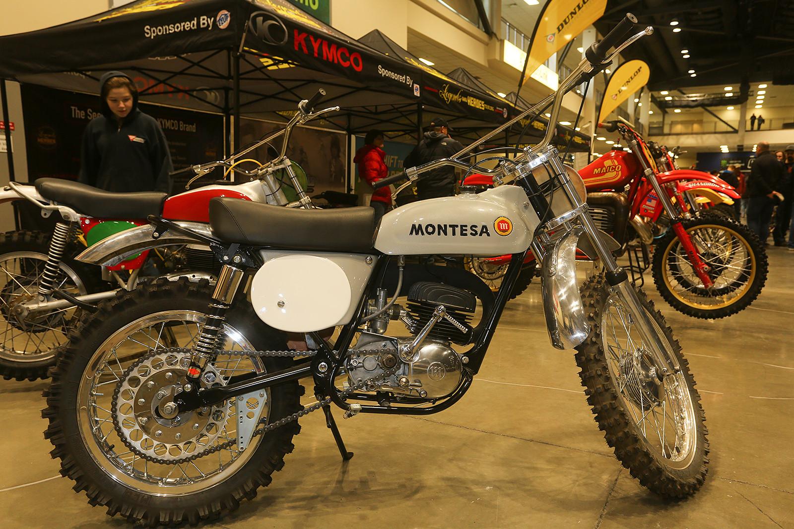 Montesa - Vital MX Pit Bits: Seattle - Motocross Pictures - Vital MX