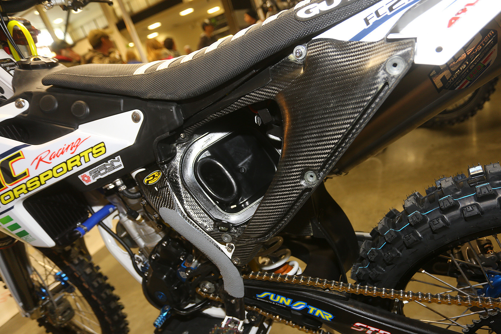 Chris Howell - Vital MX Pit Bits: Seattle - Motocross Pictures - Vital MX