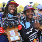 Chatter Box: Malcolm and James Stewart, along with Ken Roczen