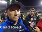 Winners' Circle: Chad Reed at Anaheim 2