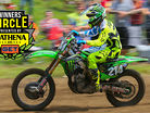 Austin Forkner Ironman Video: I told myself I wasn't going to look back the whole moto...