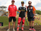 """Roger DeCoster: """"It's pretty cool that we have three guys who are happy to go..."""""""