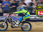 "Aaron Plessinger: ""That's definitely the most laps I've ever led..."""