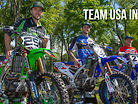 Team USA Intro with Justin Barcia, Aaron Plessinger, and Eli Tomac