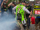 "Eli Tomac: ""Yeah, I tried to burn it down..."""