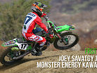 First Date: Joey Savatgy Joins Monster Energy Kawasaki