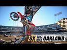 SX Pre-Race: Oakland
