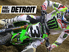 Supercross Pre-Race: Detroit