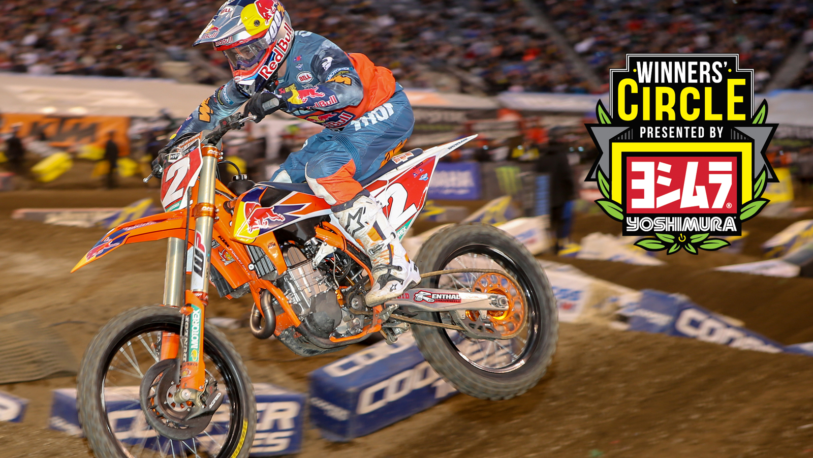 """Cooper Webb: """"...the mistakes they made were out of nowhere a little bit..."""""""