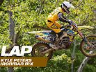 One Lap: Kyle Peters on Ironman Raceway