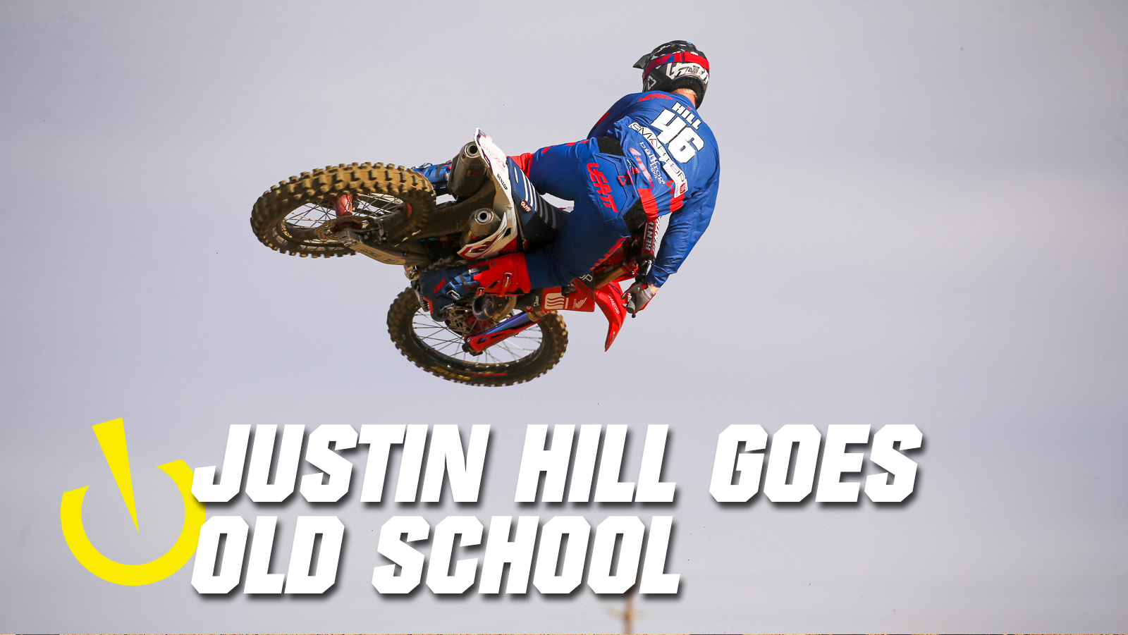 Justin Hill...Going Old School