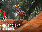 Pit Stop: Bakers' Factory With Cooper Webb