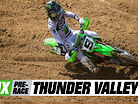 MX Pre-Race: Thunder Valley