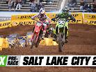 Supercross Pre-Race: Salt Lake City 2