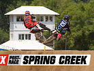 MX Post-Race: Spring Creek