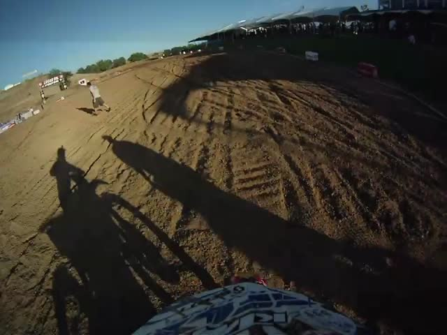 Hangtown First Laps With Andrew Short
