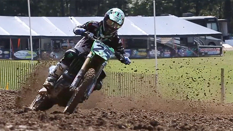 One Lap: Broc Tickle/Steel City