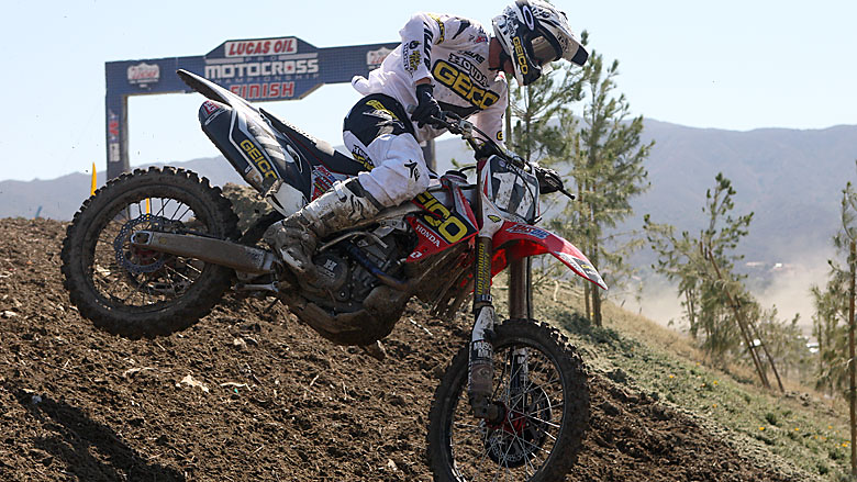 Lake Elsinore: One Lap With Eli Tomac