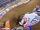 GoPro HD: Jason Anderson and Cole Seely Main Event 2014 Monster Energy Supercross from Phoenix