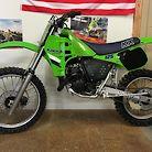 1985 Kawasaki KX125