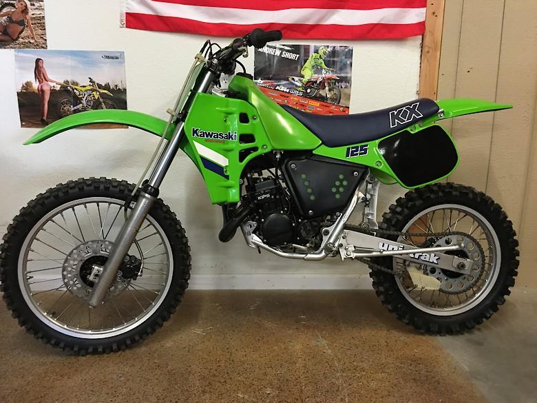 85 KX125