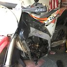 97 Honda CR250R - Rebuild Project Bike