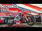 Mechanics Files: Ken Roczen's Honda HRC CRF450R