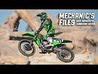 Mechanic's Files: Joey Savatgy's Kawasaki KX450