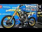 Mechanic's Files: Chad Reed's Suzuki RM-Z450