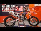 Mechanic's Files: Marvin Musquin's KTM 450 SX-F