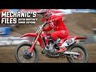 Mechanic's Files: Justin Brayton's Honda CRF450R