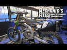 Mechanic's Files: Aaron Plessinger's Yamaha YZ450F