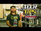 Vital Tech Tip: How To Change Your Oil