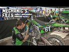 Mechanic's Files: Garrett Marchbanks' Kawasaki KX250