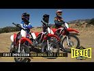 First Impression: 2019 Honda CRF-F Line