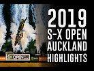 SX1 Highlights - 2019 Monster Energy S-X Open Auckland