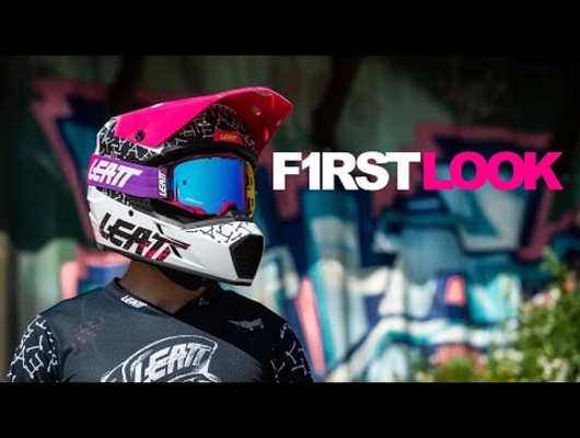 First Look: 2021 Leatt Helmets and Gear