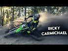 Ricky Carmichael Gets Off the Couch - NEW BIKE