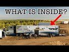 SX Semi Walkthrough! What's Inside? | JMC Racing