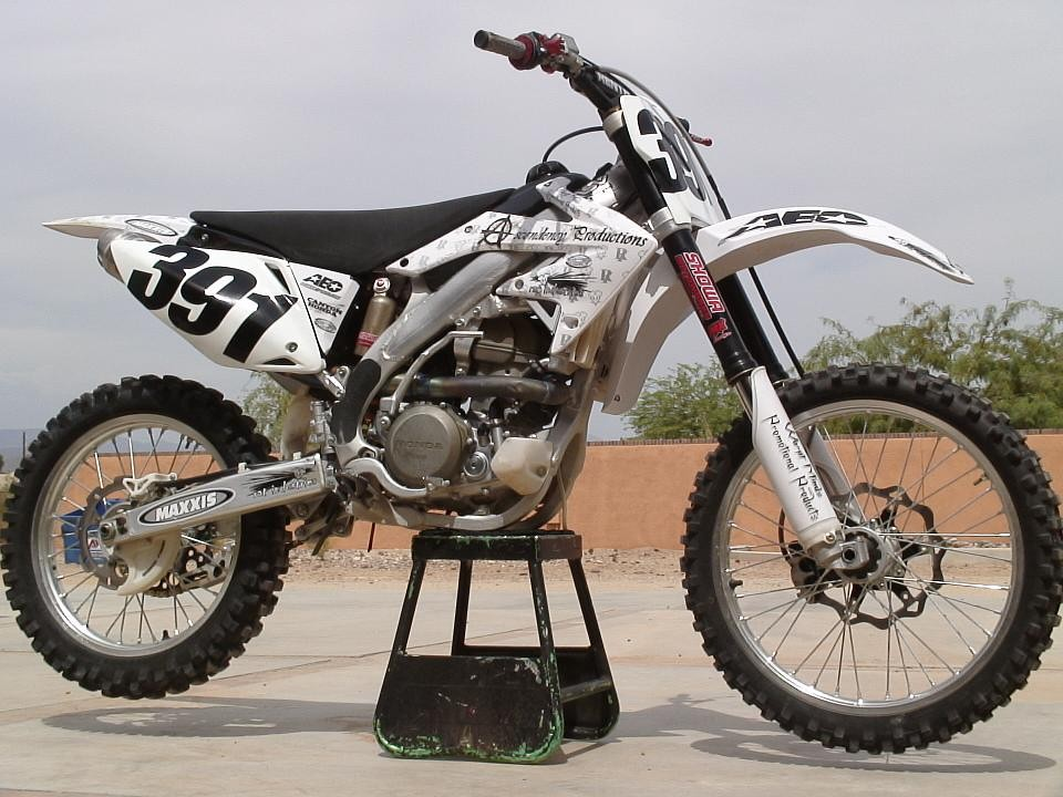 My 450 - Brose391 - Motocross Pictures - Vital MX