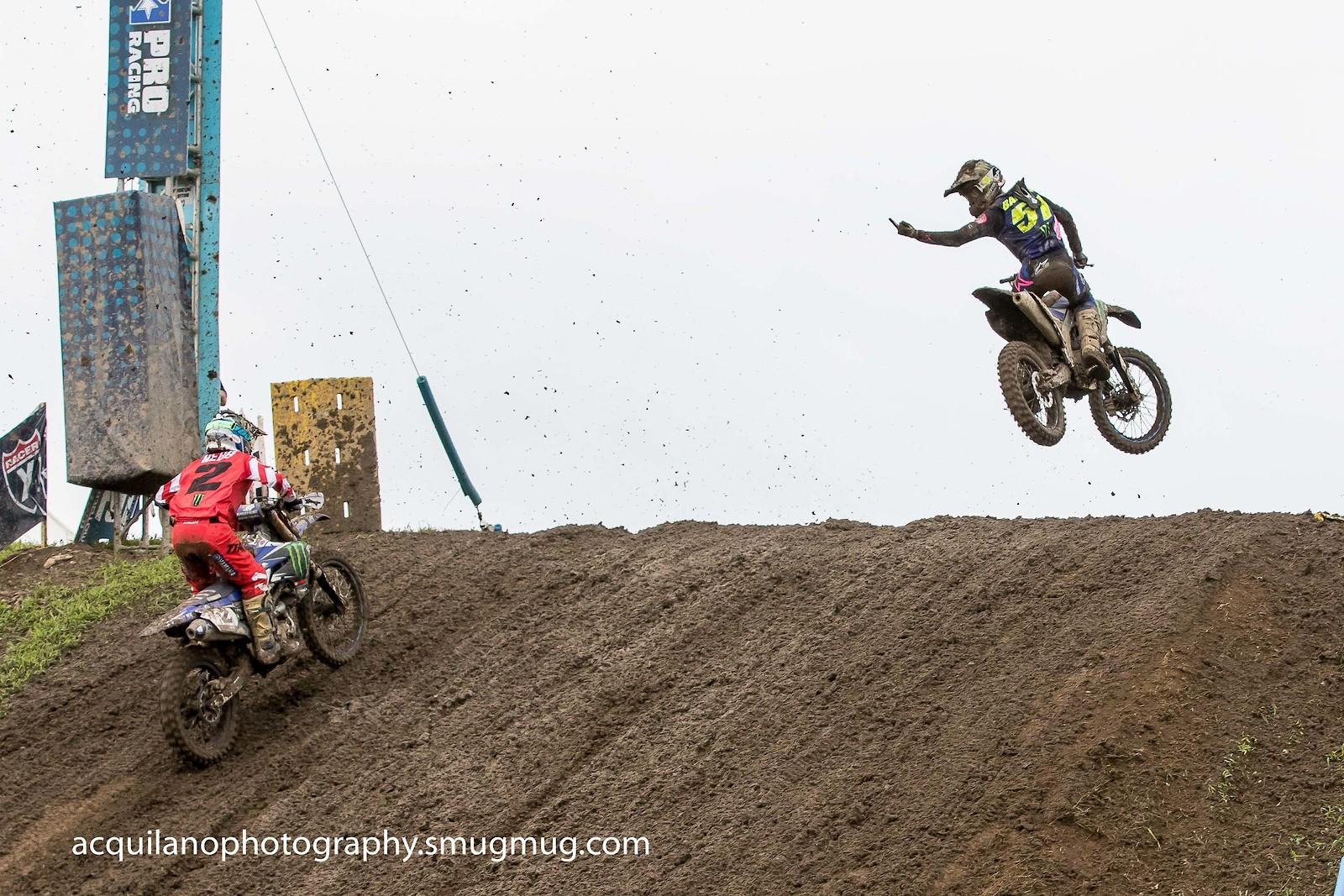Barcia Flips Off Webb @ Unadilla - tacquilano - Motocross Pictures - Vital MX