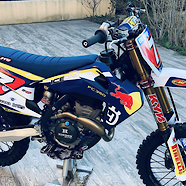 350 FC 2019 - KYB Factory